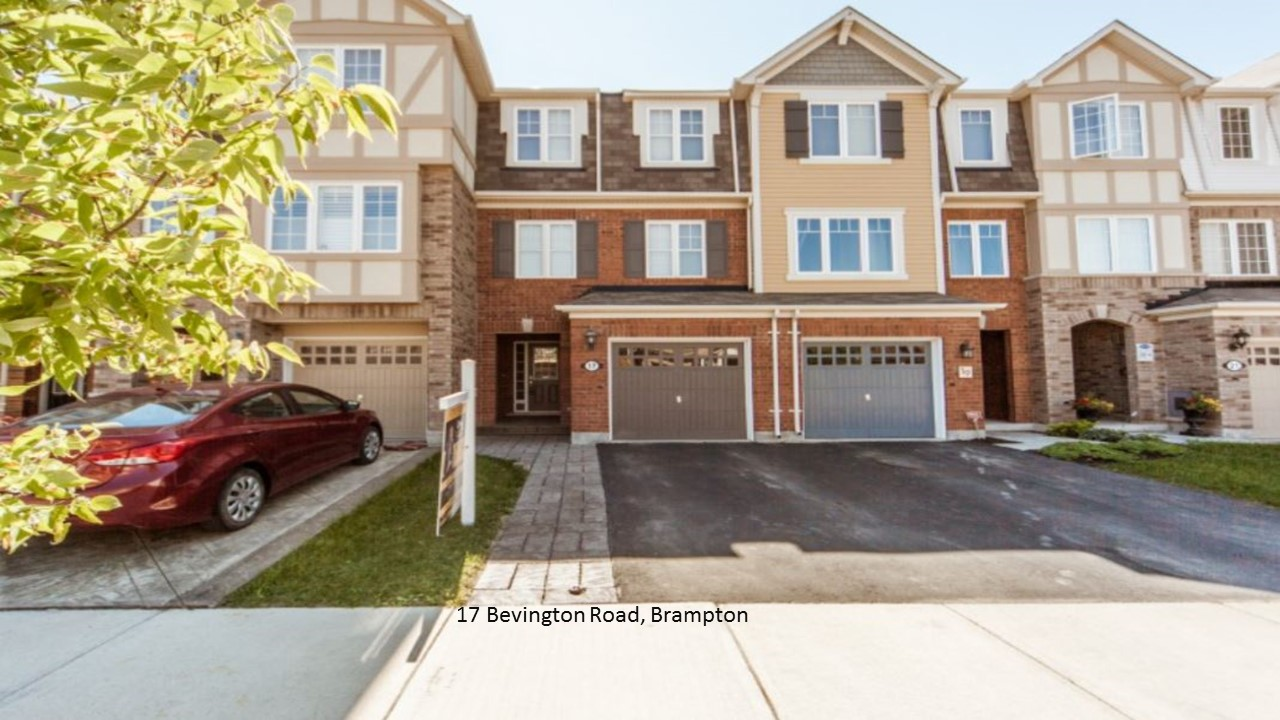 17 Bevington Road, Brampton