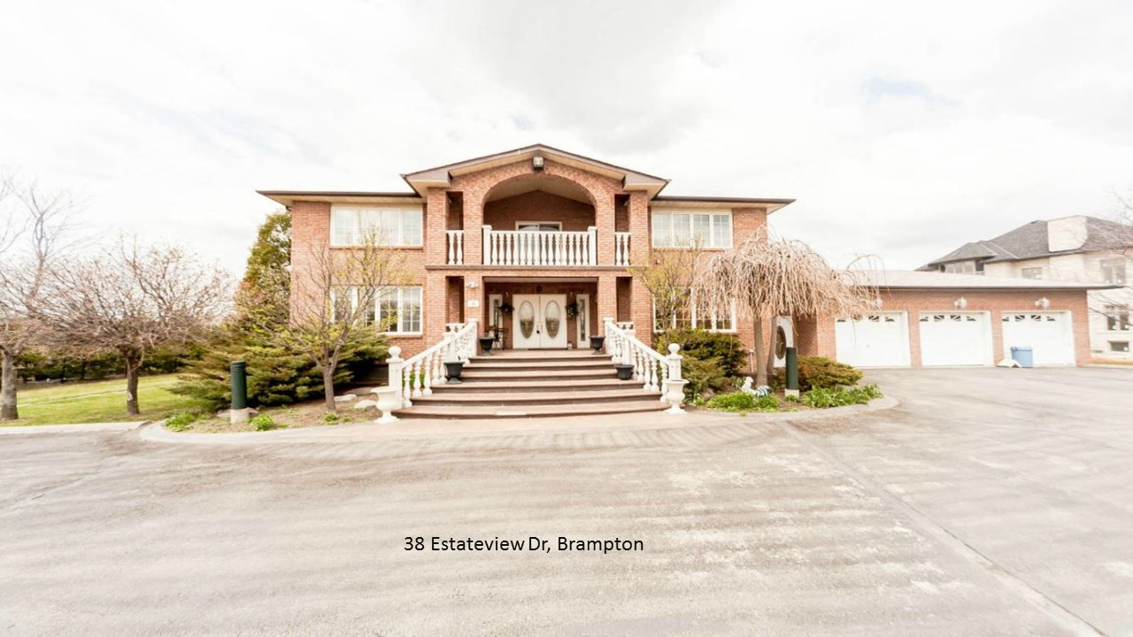 38 Estateview Dr, Brampton