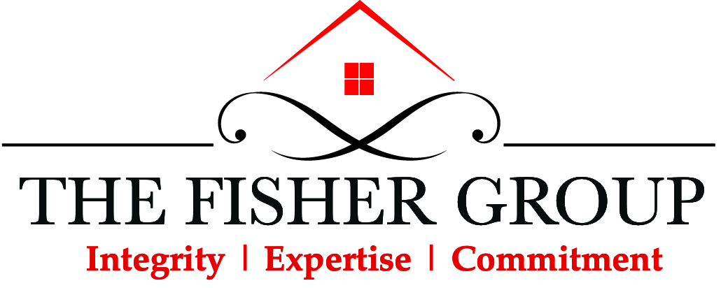 The Fisher Group Logo - English