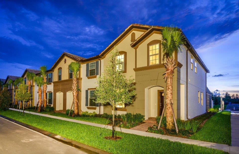 New vacation homes in Orlando